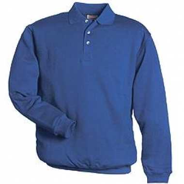 Grote maten sweater polo