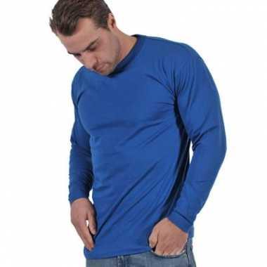 Grote maten  T-shirts lange mouw in maat 3XL