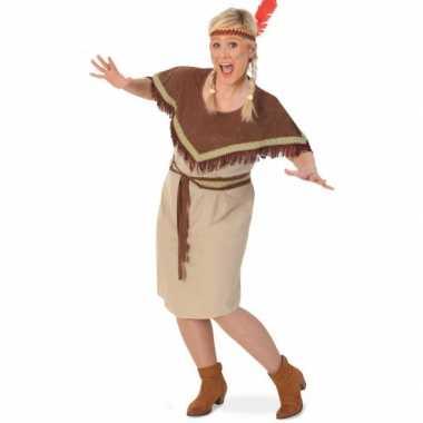 Maten Grote maat Pocahontas kostuum voor | Kleding-grote ...